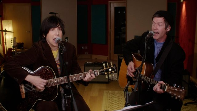 Sharleen Spiteri and Tony McGovern in the latest Scotsman Sessions