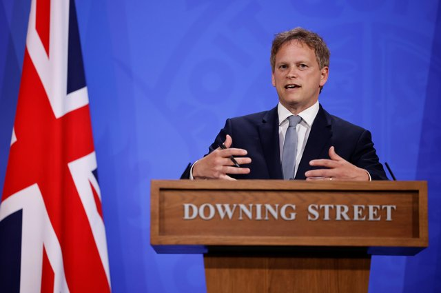 Transport Secretary Grant Shapps deployed flowery rhetoric from the days of the Flying Scotsman as he effectively admitted the great Tory masterplan for the railways had failed, says Brian Wilson (Picture: Tolga Akmen-WPA Pool/Getty Images)