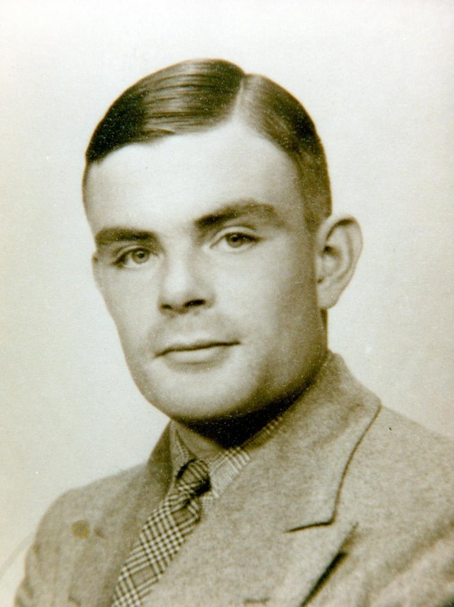 Alan Turing was a leading mathematician who took a leading role in breaking Nazi ciphers during WWII