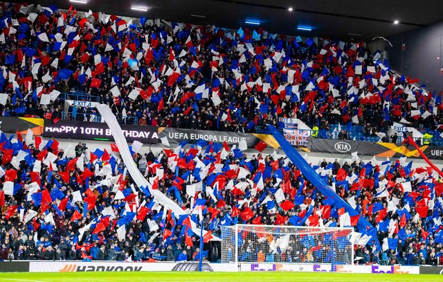 Rangers fans will return to Ibrox for the first time in 16 months on Saturday - but numbers have been capped at 2000. (Photo by Alan Harvey / SNS Group)