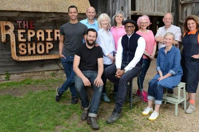 BBC show The Repair Show has demonstrated our fondness for things that are made to last and can be repaired at a time when some appliances come with short lifespans built in (Picture: BBC)