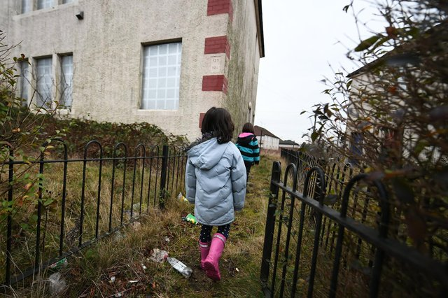 Poverty could be eradicated in Scotland within this decade according to a think tank.