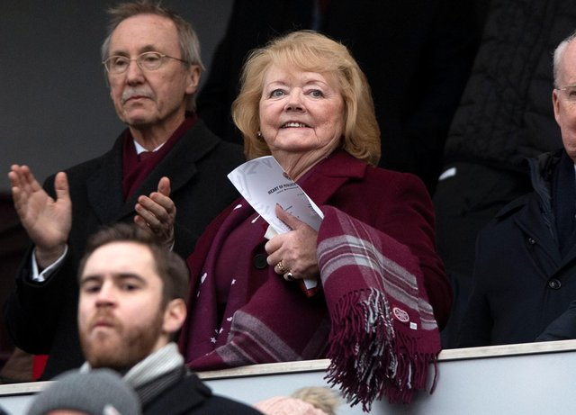 Ann Budge and Hearts have faced criticism for decisions made during the lockdown. Picture: SNS