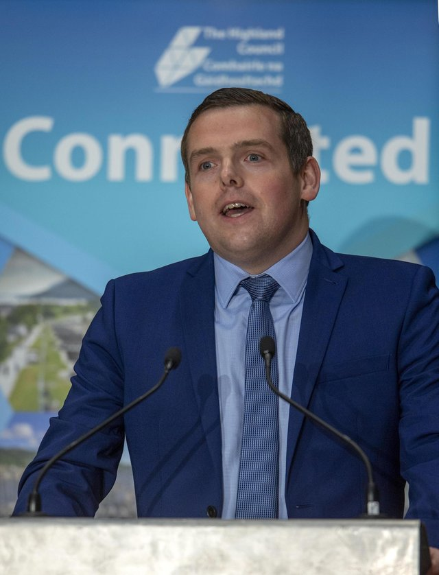 Douglas Ross is being urged to speak out amid a growing rebellion against the UK Government breaking its manifesto and legal commitment to spend 0.7 per cent of gross national income on overseas development aid