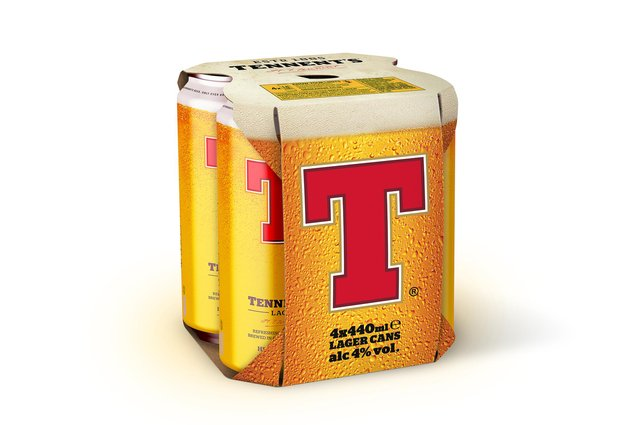 Work at the brewery has commenced and is expected to complete in the spring, when Tennent's will be able to produce up to 120,000 cans per hour, packaged in fully recyclable cardboard.