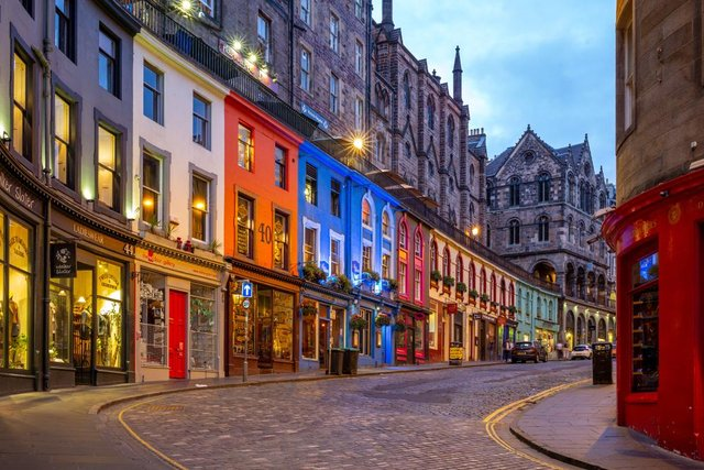 Victoria Street is thought to be the inspiration for Diagon Alley.