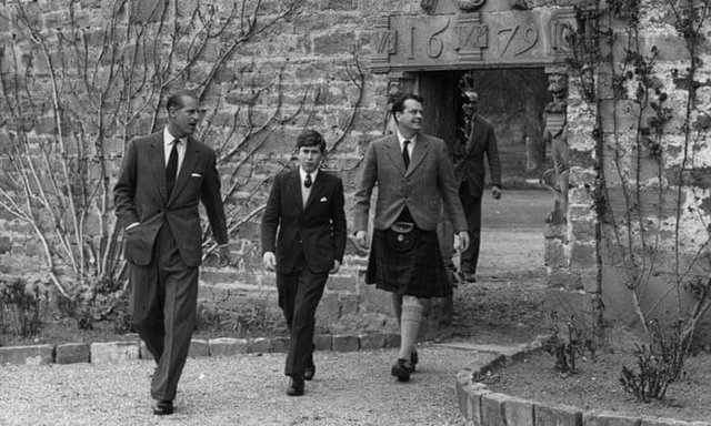 Prince Charles and the Duke of Edinburgh were both educated at Gordonstoun