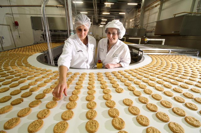 Being a great place to work has always been an important aim for Lanark based Border Biscuits.