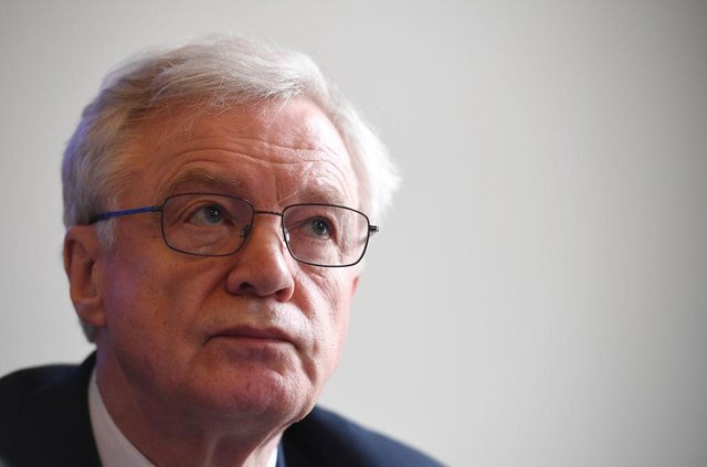 Former  Brexit Secretary David Davis has accused Sturgeon's chief of staff Liz Lloyd of lying to the Scottish Parliamentary inquiry. (Picture: Getty Images)