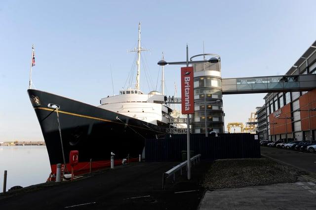 The ship is seen as a successor to the Royal Yacht Britannia.