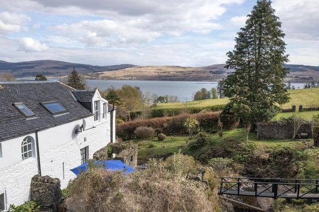 Views to Loch Scridain.