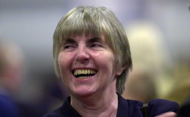 The late Labour MP Maria Fyfe is one of Neil Findlay's political heroes (Picture: Allan Milligan)