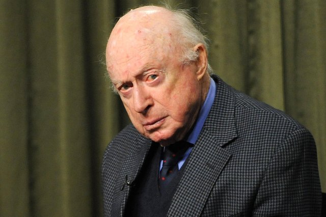 Norman Lloyd attends a career Q&A in Los Angeles in 2015  (Picture: Getty)