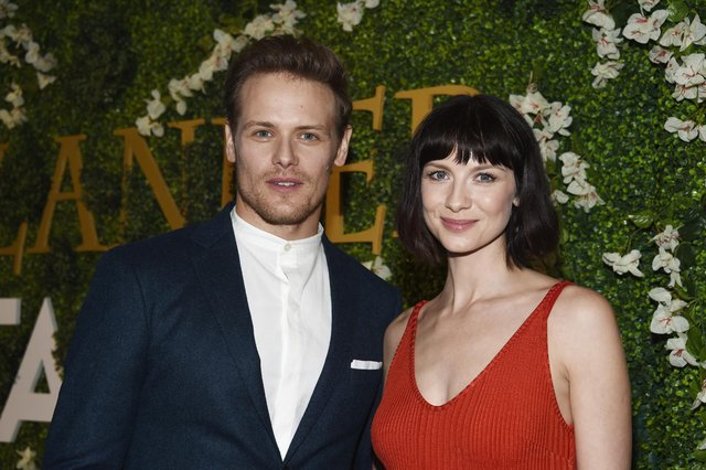 A seventh series of Outlander featuring Sam Heughan and Caitriona Balfe has been confirmed (Getty Images)