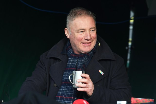 Ally McCoist has hit out at plans for a European Super League. Picture: SNS