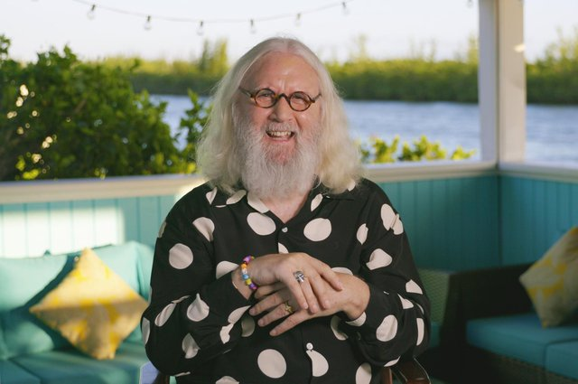 Sir Billy Connolly made his final TV appearance in an ITV special in December.