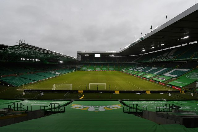 A general View of Celtic Park ahead of the Scottish Premiership match between Celtic and Kilmarnock (Photo by Craig Foy / SNS Group)