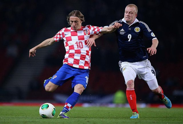 Scotland beat Croatia the last time the sides met. (Photo by Clive Brunskill/Getty Images)
