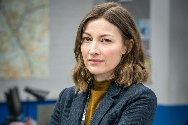 Line of Duty star Kelly Macdonald says only the top cast know who the elusive 'H' is. (Picture credit: BBC/World Productions)