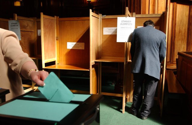 Voters, rather than parties, could be given the power to decide who comes top of the regional lists in Scottish Parliament elections (Picture: Robert Perry)