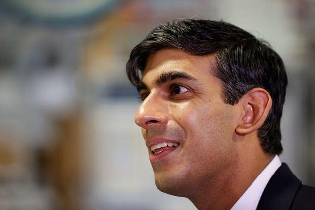 Rishi Sunak announced a £ 30bn job-saving program on July 8 (Getty Images)