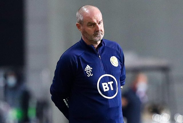 Scotland manager Steve Clarke has named his squad for this summer's European Championships. Picture: SNS