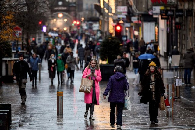 Non-essential shops could reopen across Scotland first time in 2021, on 26 April (Picture: Getty Images)