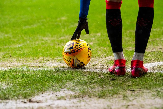 Friday's Scottish football main headlines and news. Picture: SNS