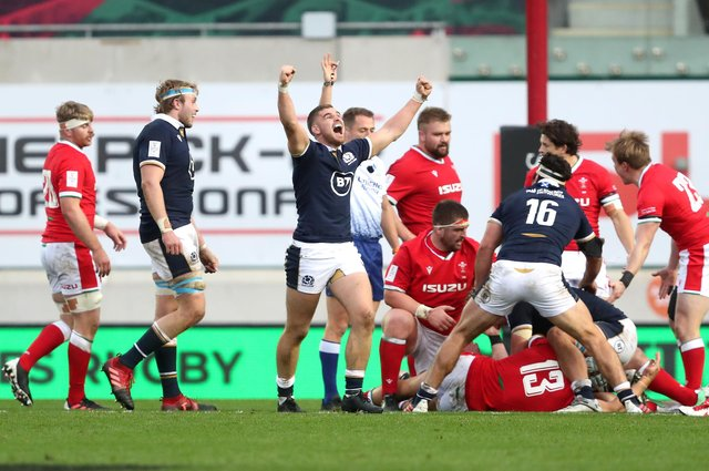 Scotland and Wales know each other well having faced each other as recently as last October in Llanelli, when the Scots came out on top.