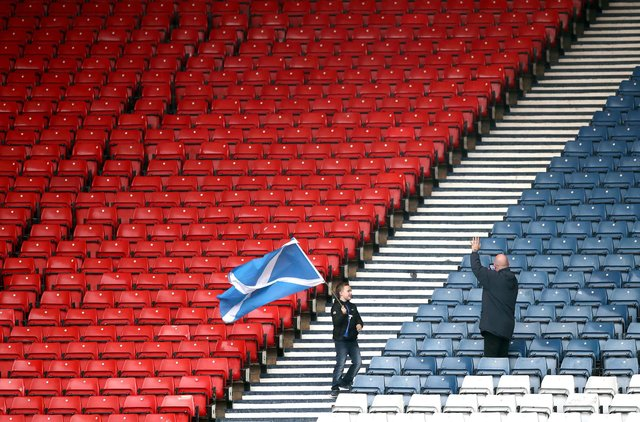Coronavirus in Scotland: Football fans without a ticket urged not to travel to England for Euros