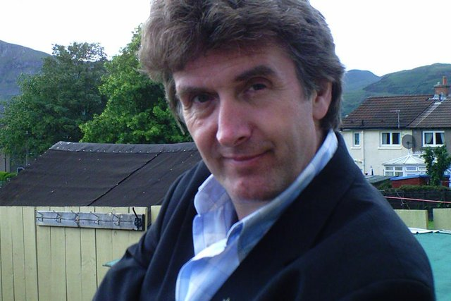 Malcolm Robinson, founder of Strange Phenomena Investigations