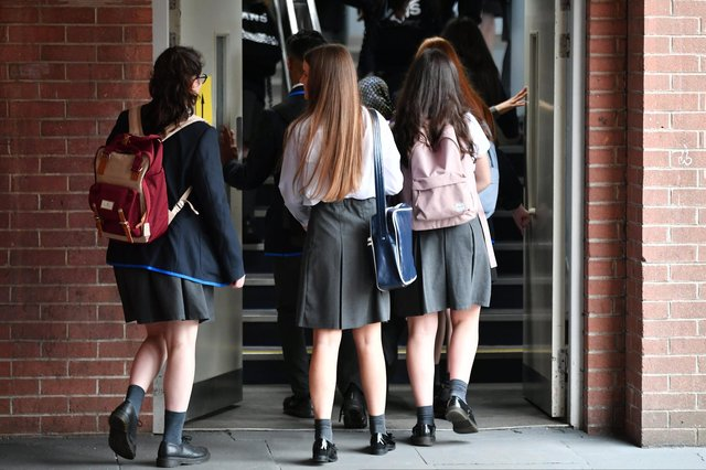 Here's when Glasgow schools end for the summer holidays (John Devlin)