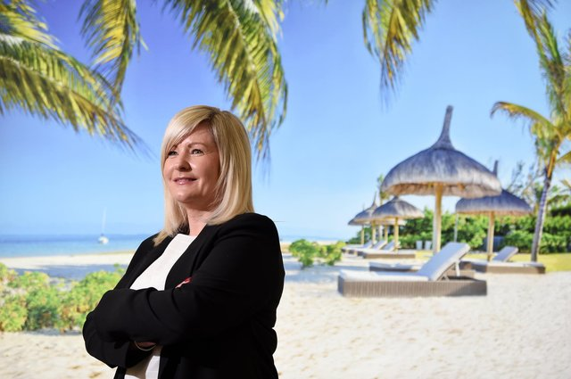 The travel boss says that in her career she has never turned down an opportunity to learn or progress. Picture: John Devlin.