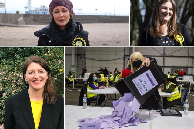 Scottish Election result 2021: Increase in representation as woman win seats previously held by men