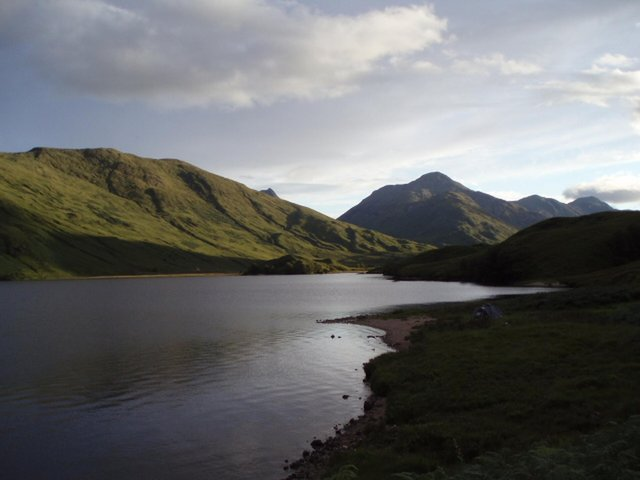 The Declaration of Muirlaggan was signed  Muirlaggan, at the north end of Loch Arkaig (pictured) where gold was delivered to aid the Jacobite cause. PIC: Angela Mudge.