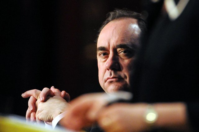 The First Minister accused her predecessor Alex Salmond of putting independence at risk