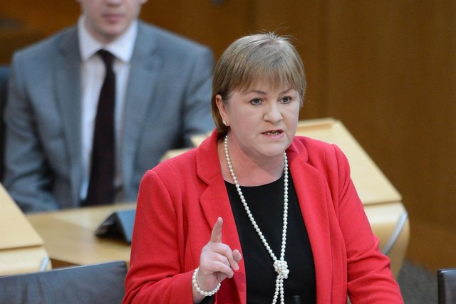 Johann Lamont learned her feminism the hard way, battling angry men in smoke-filled committee rooms, says Susan Dalgety (Picture: Neil Hanna)