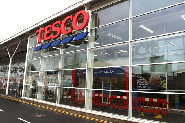Tesco, Britain's biggest retailer, plans to end the alliance on December 31. Picture: Andrew Milligan/PA Wire