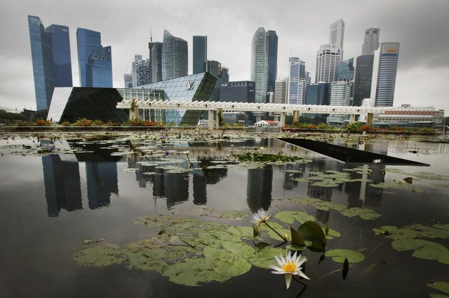 Singapore is far from being an ideal example of how a small, northern European, democracy should conduct its economy, says John McLaren (Picture: Danny Lawson/PA)