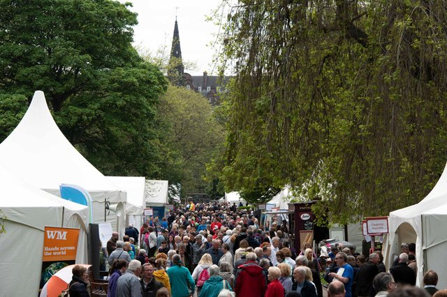The Heart and Soul event in Princes Street Gardens in 2018    Picture: Andrew O'Brien
