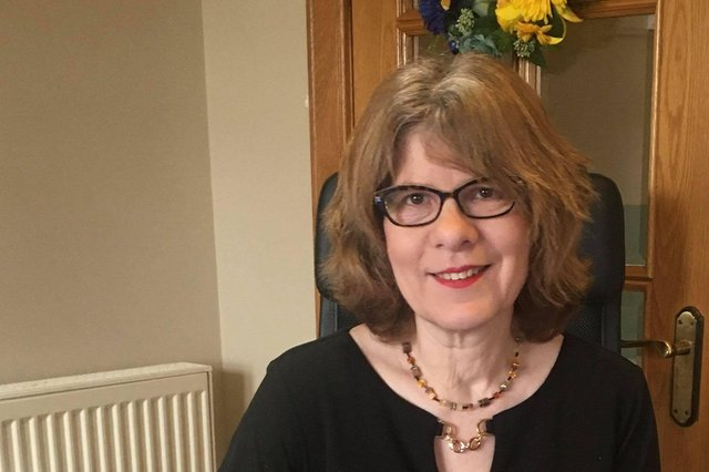Alison Evison, president of Cosla, says local government must be allowed the leadership role it deserves (Picture courtesy of Cosla)
