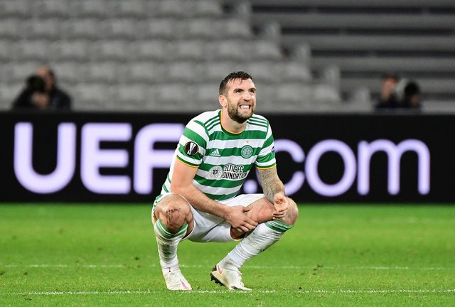 Celtic centre-back Shane Duffy has come in for a lot of criticism recently. Puicture: SNS