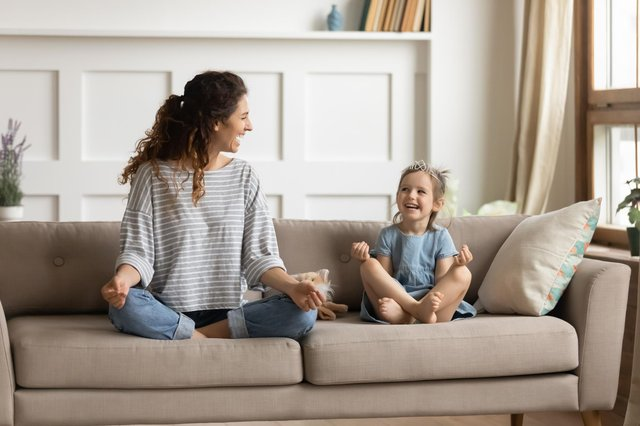 There are many activities you can take part in to better your wellbeing, while isolating alone or with family (Picture: Shutterstock)