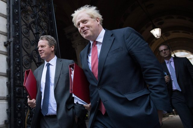Boris Johnson, seen with Scotland Secretary Alister Jack, must respect the result of the Scottish Parliament election (Picture: Stefan Rousseau/PA)
