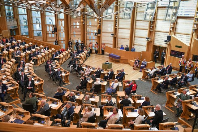 There are 129 MSPs (Getty Images)