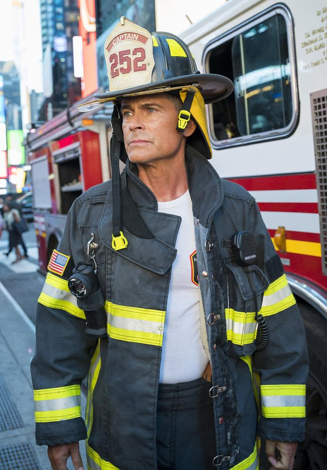 Undated Handout Photo from 9-1-1 Lone Star. Pictured: Rob Lowe as Owen Strand. See PA Feature SHOWBIZ TV Lowe. Picture credit should read: PA Photo/Disney+. WARNING: This picture must only be used to accompany PA Feature SHOWBIZ TV Lowe.