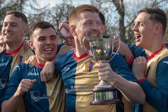 Sponsor Lead has already signed up East Kilbride Football Club.