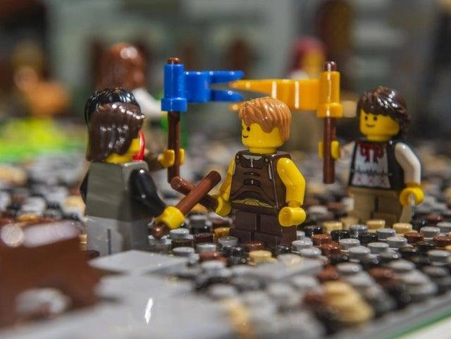 It will be the second Lego store in Scotland.