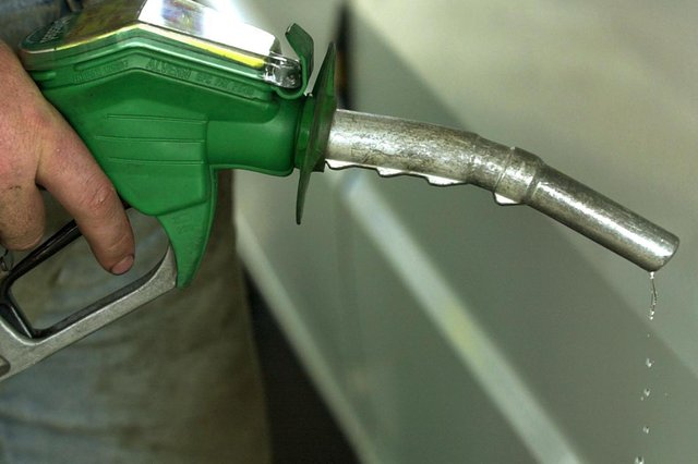 May's rise in inflation was led by fuel prices. Picture: Rui Vieira/PA