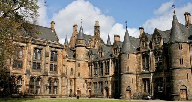 Hundreds of students at Glasgow University are isolating.
